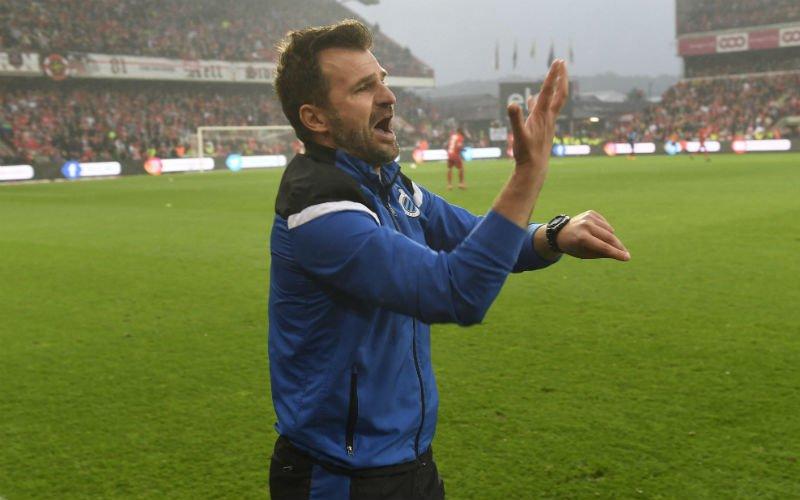 Er wordt Club Brugge iets pijnlijk duidelijk tegen AA Gent: