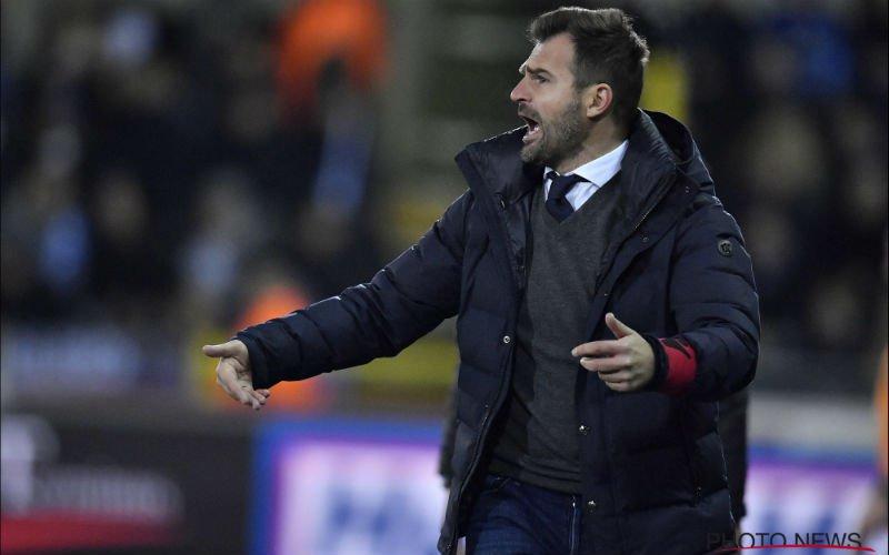 Leko selecteert deze opvallende naam voor wedstrijd tegen Charleroi