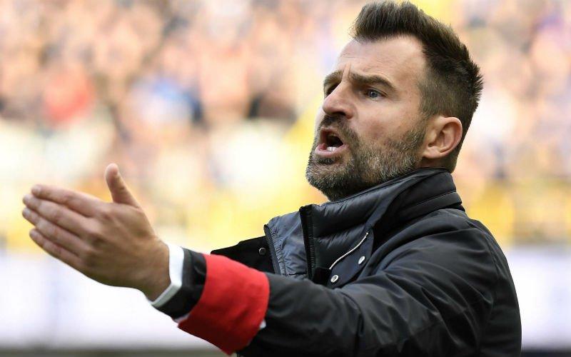 Leko in nauwe schoentjes bij Antwerp-fans: