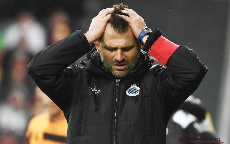 Nieuw conflict bij Club Brugge; Leko verliest grip op groep steeds meer