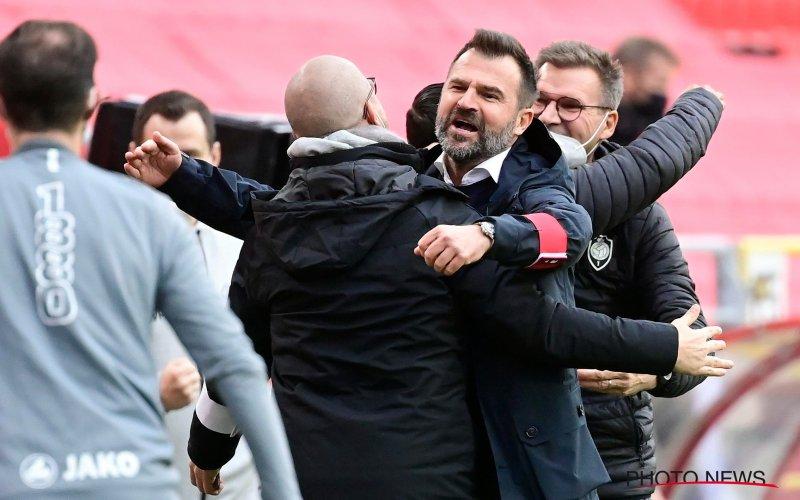 Ivan Leko moét na gewonnen derby nog iets kwijt over Beerschot