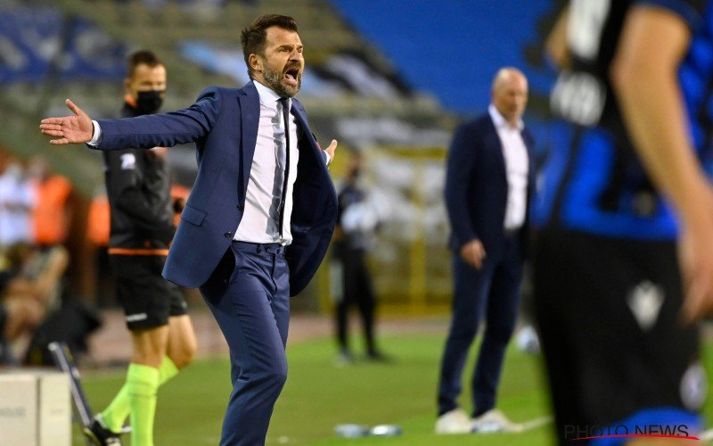 Club Brugge-fans moéten na bekerzege van Antwerp iets kwijt over Ivan Leko