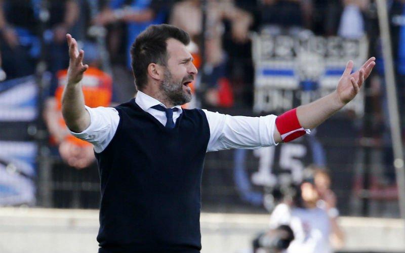 Degryse onthult details over vertrek van Leko bij Club Brugge