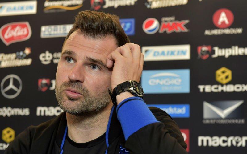 Leko ziet groot probleem bij Club Brugge: