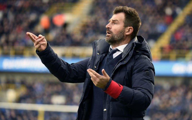 Club Brugge-fans keren zich tegen Ivan Leko