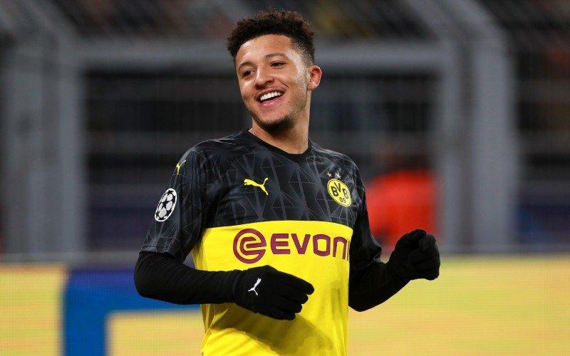 'Borussia Dortmund accepteert monsterbod op Jadon Sancho'