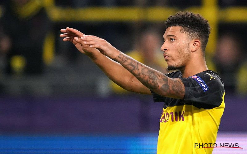 'Done deal: Jadon Sancho verlaat Borussia Dortmund voor déze topclub'