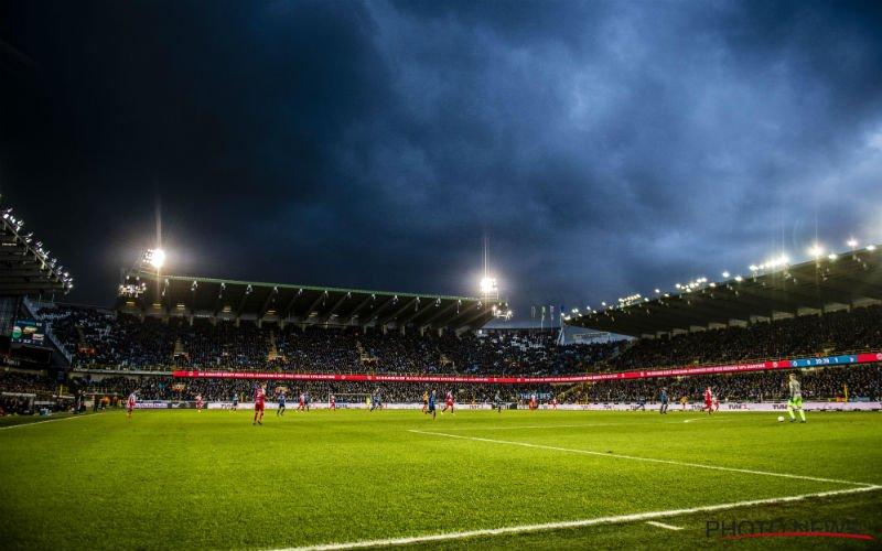 Wat een verschil! Zó ziet de nieuwe grasmat van Club Brugge eruit