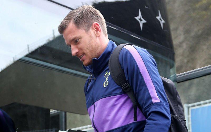 'Jan Vertonghen verlaat Tottenham en staat voor spectaculaire transfer'