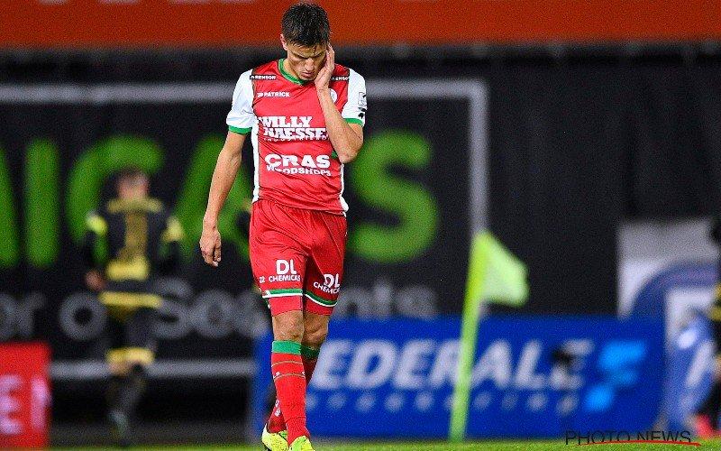 Zulte Waregem profiteert niet van puntenverlies Anderlecht en Genk