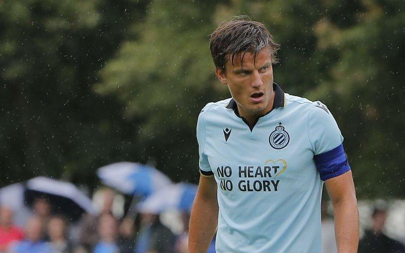 'Clement hakt knoop door over toekomst van Vossen bij Club Brugge'