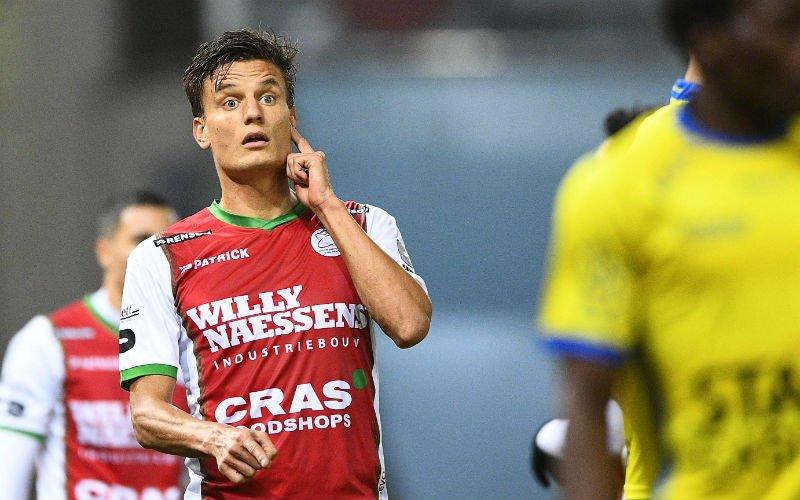 'Jelle Vossen schrikt zich rot na straffe beslissing van Club Brugge'