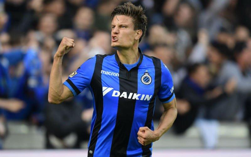 'Jelle Vossen vertrekt mogelijk per direct bij Club Brugge'