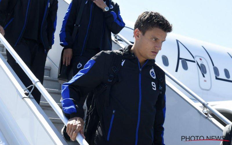 Clement laat zich uit over vertrek van Vossen bij Club Brugge