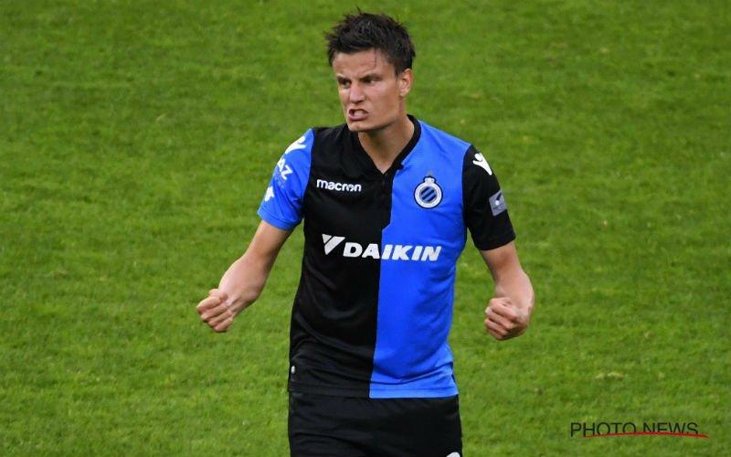 'Club Brugge neemt deze beslissing over Jelle Vossen'