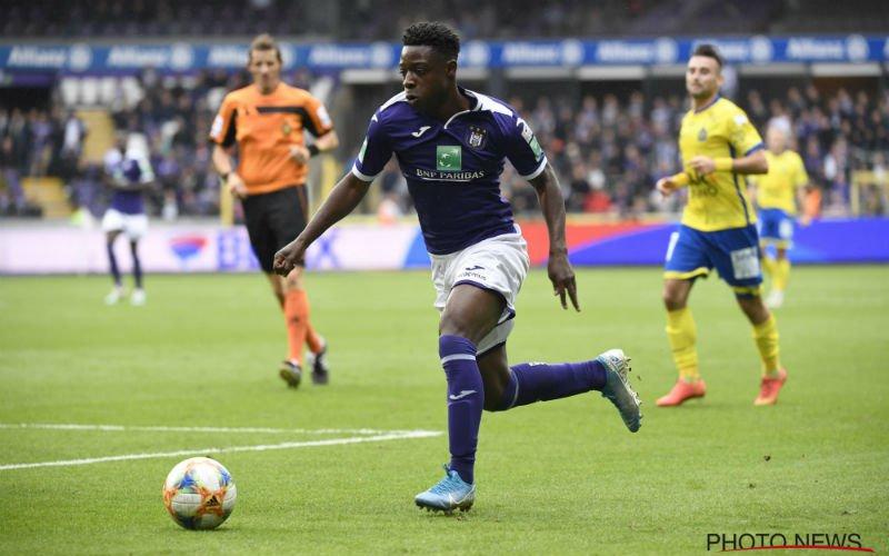 'Anderlecht ziet Jérémy Doku naar Europese grootmacht vertrekken'