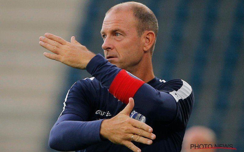 AA Gent-supporters zien opvolger Thorup al klaarstaan:
