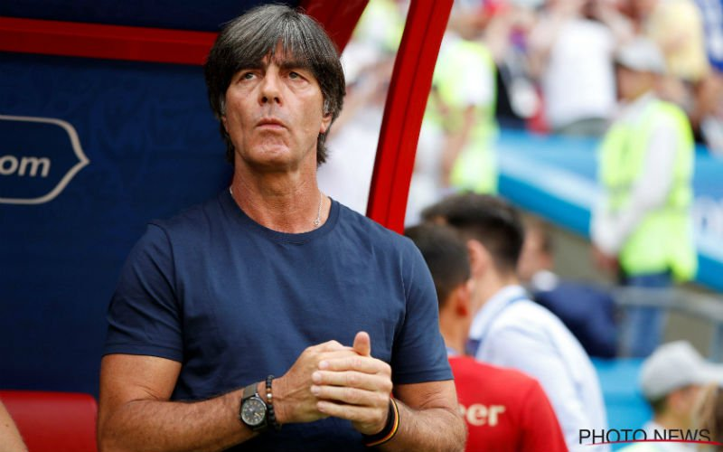 Joachim Löw ontslagen na debacle tegen Oranje?