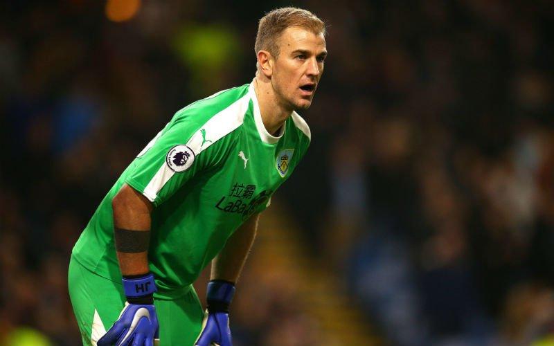 'Joe Hart hakt knoop door over transfer naar Anderlecht'
