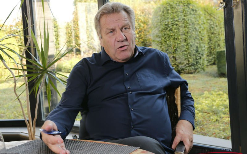 Grote zorgen om zieke Johan Boskamp (72)