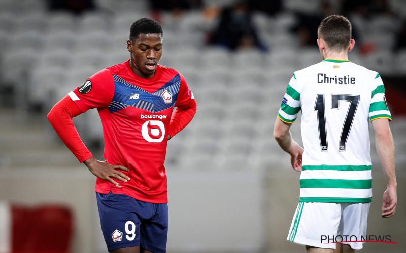 Keert Jonathan David in januari al terug naar Jupiler Pro League?
