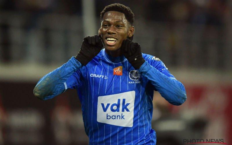 'Jonathan David verlaat AA Gent en versiert toptransfer van 20 miljoen'