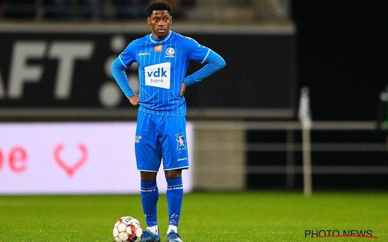 AA Gent wacht niet af: 'Dit toptalent moet Jonathan David vervangen'