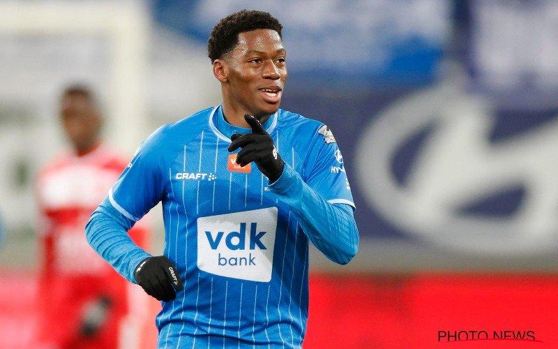 'Jonathan David vertrekt voor 35 (!) miljoen bij AA Gent'