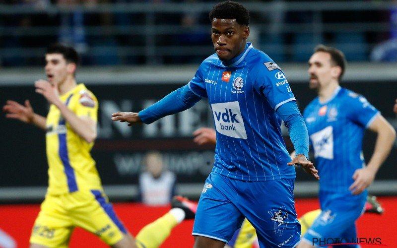 'AA Gent krijgt recordbod binnen, Jonathan David wil absoluut weg'