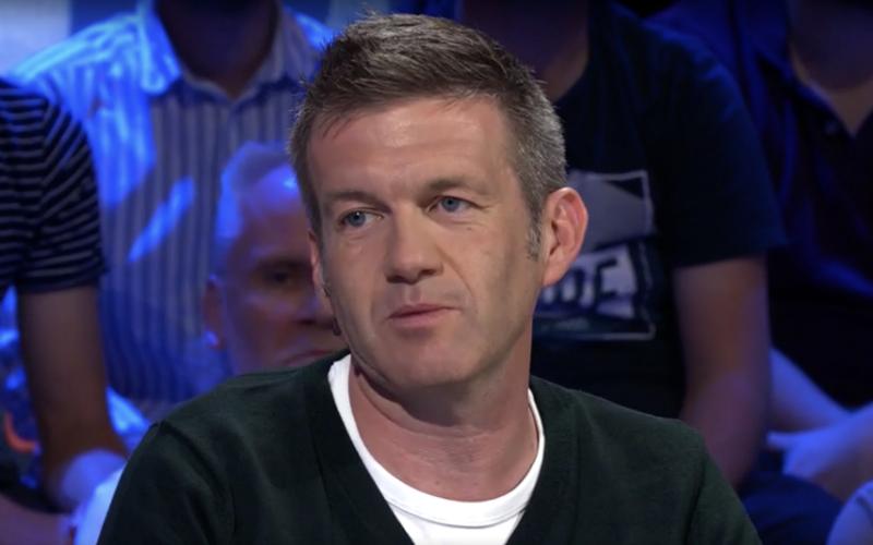 Straks geen voetbal meer op Sporza, exit Ruben Van Gucht en Filip Joos?