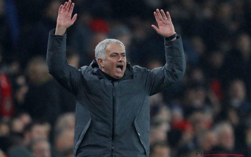 Mourinho verrast: