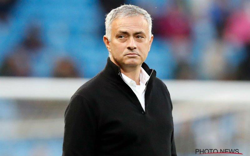 'José Mourinho gaat compleet onverwacht bij deze grootmacht aan de slag'