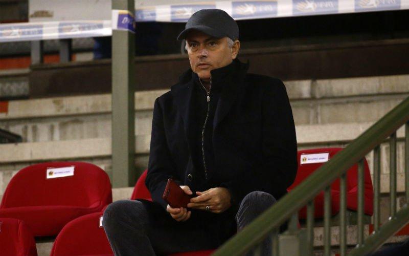 Voor deze Rode Duivel zat Mourinho in de tribune: 'In januari naar United'