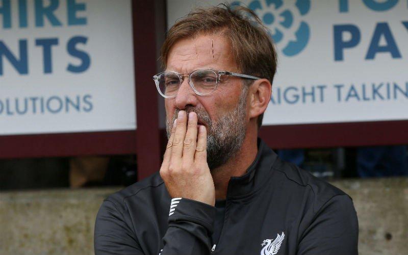 'Jürgen Klopp brengt Liverpool op de hoogte van vertrek naar Barcelona'