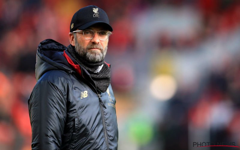 'Club Brugge en Jürgen Klopp rond de tafel'