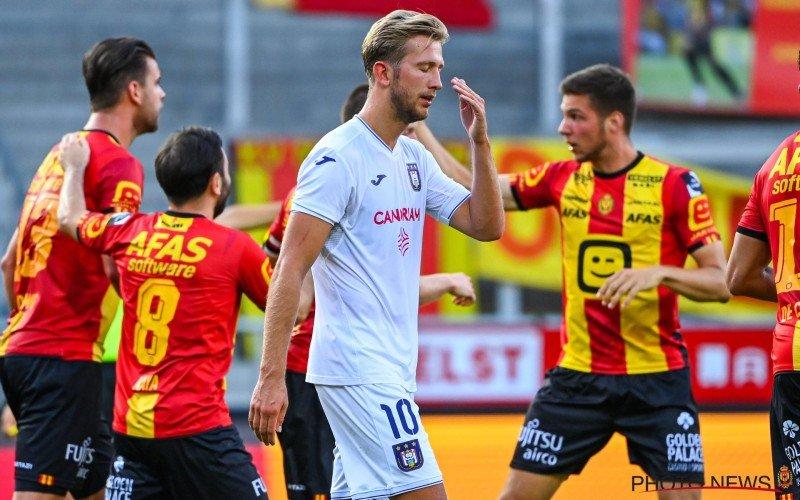 Anderlecht geeft zege weg na late goals van De Camargo en Vanlerberghe