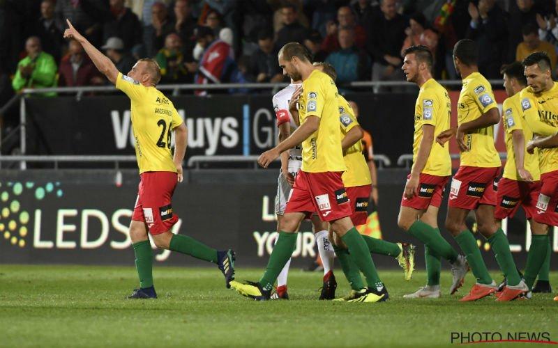 KV Oostende is grote voorbeeld voor al de Belgische eersteklassers