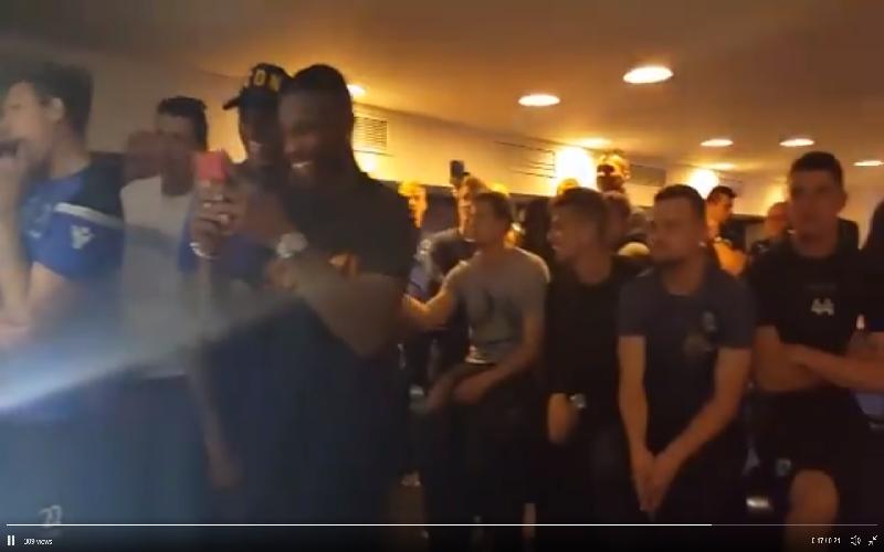 Grote verrassing Club Brugge baart opzien bij de spelers (Video)