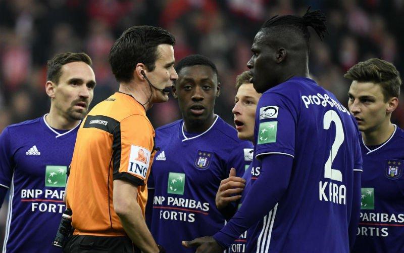 Gestaakte topper heeft zware gevolgen voor Anderlecht-spelers