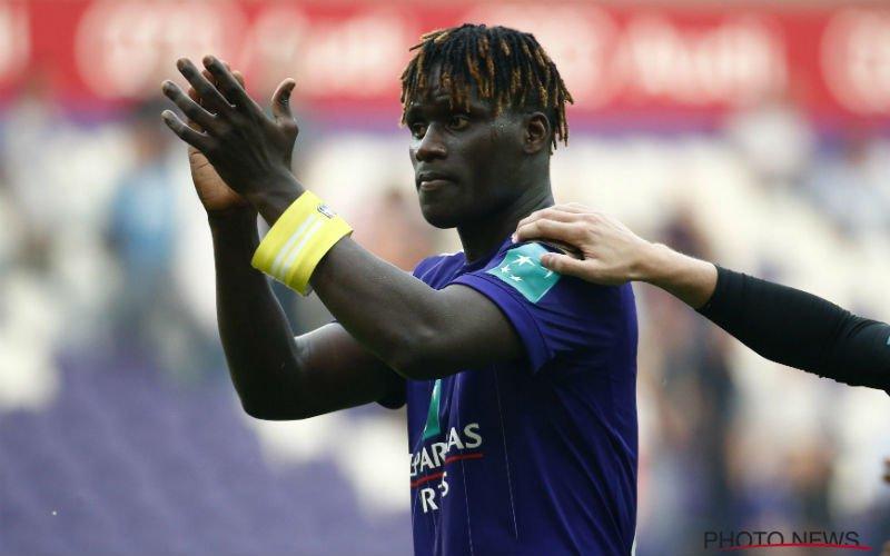 'Anderlecht neemt zeer pijnlijk besluit over Kara'