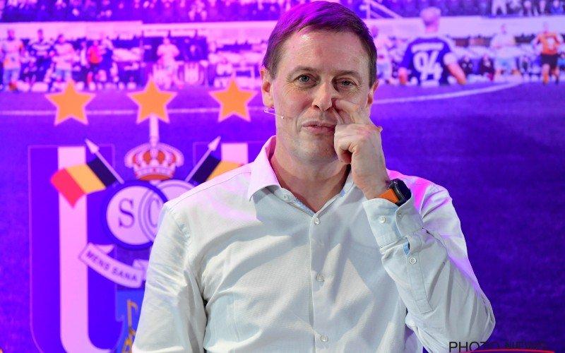 'Anderlecht kent prioriteit en maakt werk van 3 cruciale dossiers'
