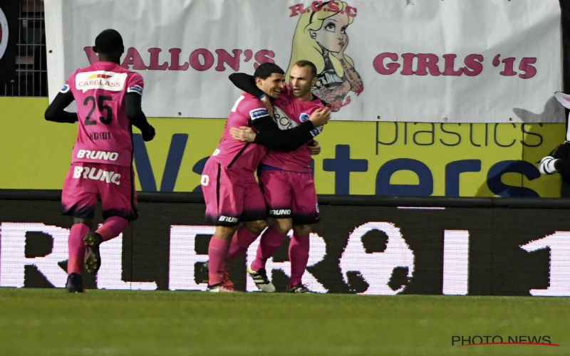 Charleroi verzuipt helemaal in de verlengingen tegen Genk