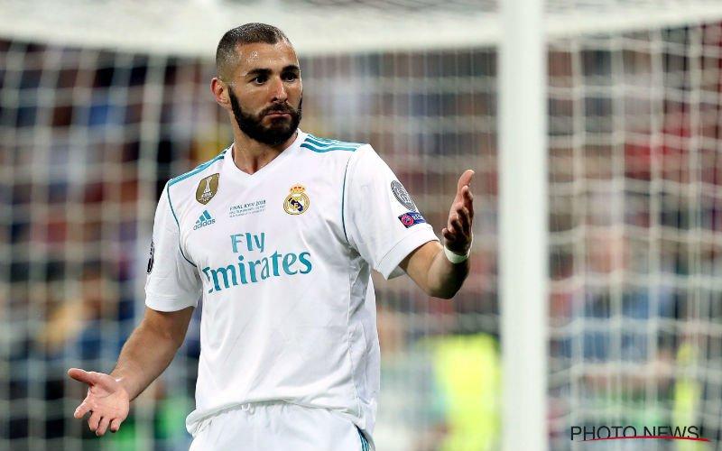 Karim Benzema in heel nauwe schoentjes na verschrikkelijke beschuldigingen