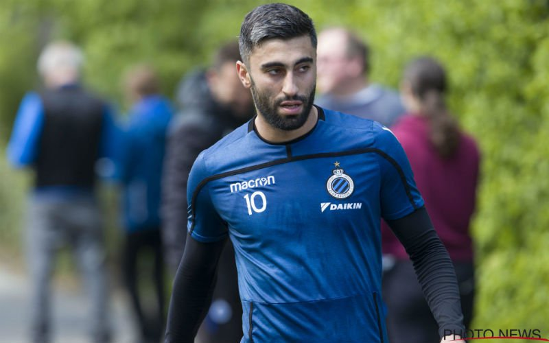 Verruilt Kaveh Rezaei Club Brugge voor deze Belgische club?