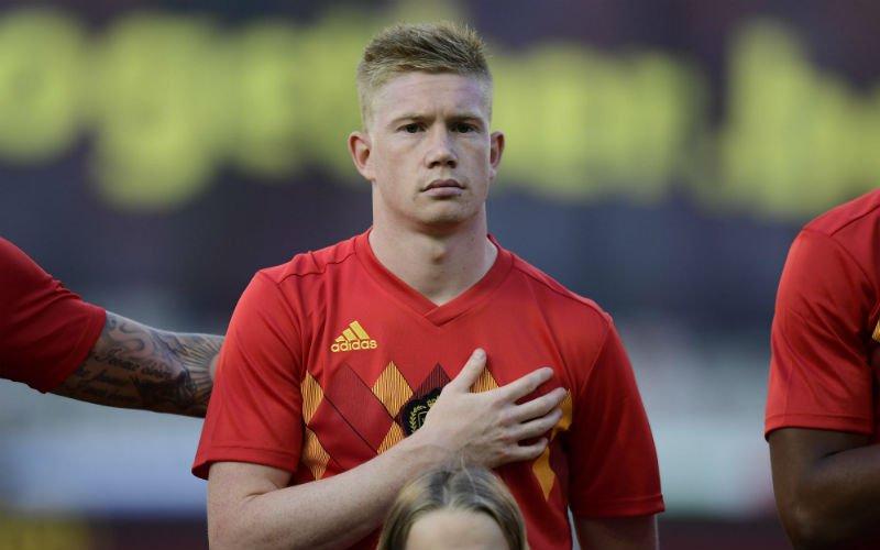 'Dit is het elftal tegen Brazilië: De Bruyne gaat hoger spelen'