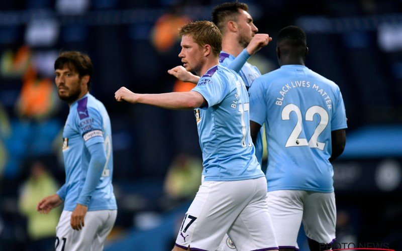 Geen Real Madrid voor De Bruyne: 'Man City mag Europa in'