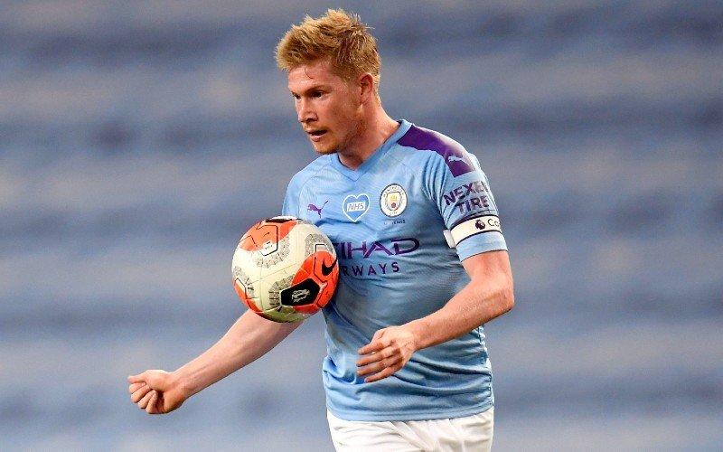 'De Bruyne trapt Man City naar kwartfinales na glansprestatie tegen Real'
