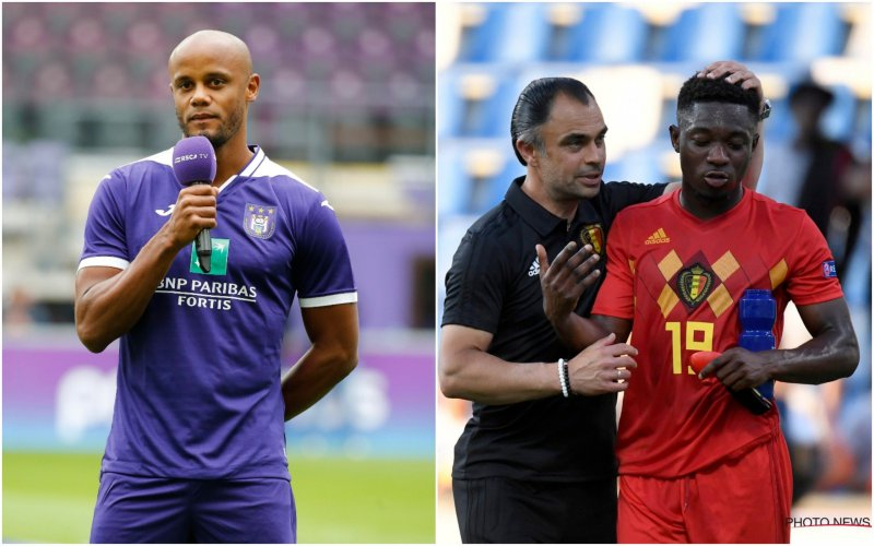 'Kompany begaat énorme blunder; Amuzu vertrekt per direct bij Anderlecht'