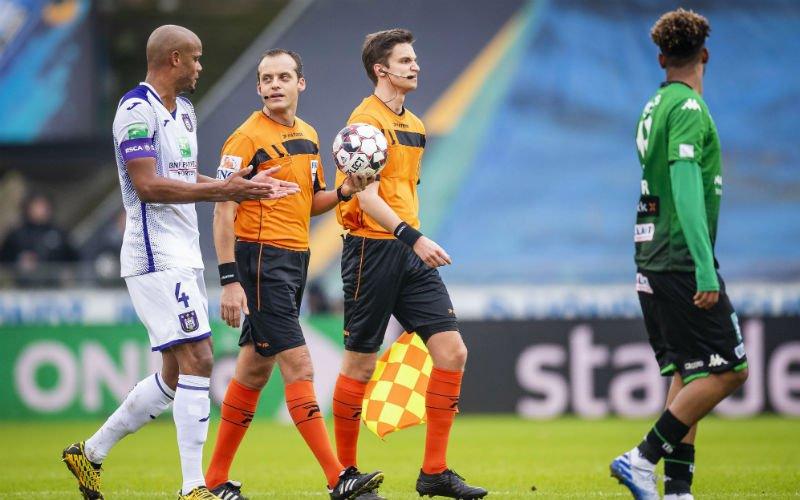 Anderlecht pijnlijk bevoordeeld door VAR: