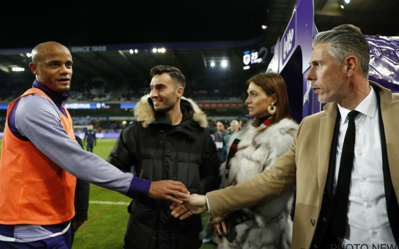 'Coucke zet Verschueren onder druk, toptransfer in de maak bij Anderlecht'